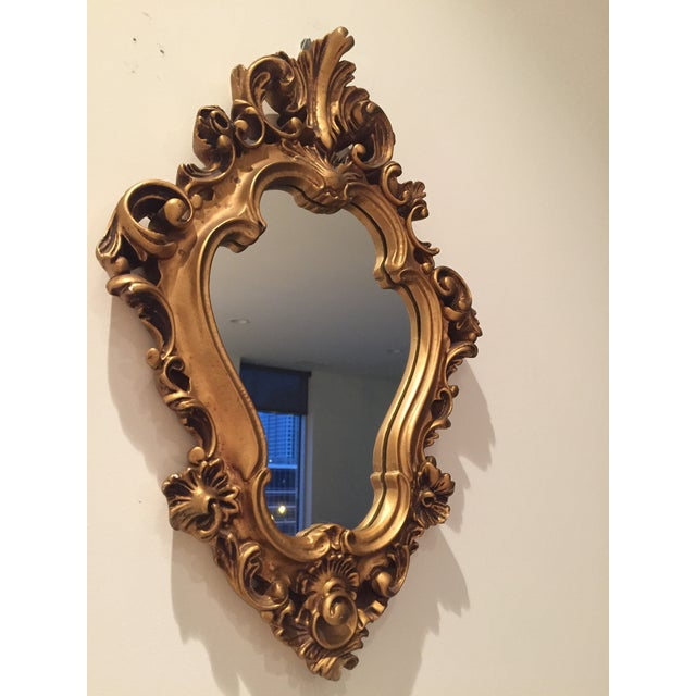 Vintage French Louis XV Style Mirror - Image 3 of 7