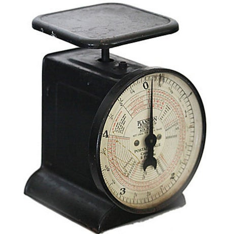 Vintage Air Mail Scale - Image 3 of 3
