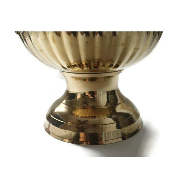 Image of Brass Champagne Bucket