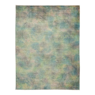 """Vibrance Hand Knotted Area Rug - 7' 10"""" X 10' 3"""""""