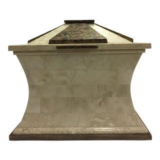 Stone Tessellated Box