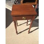 Image of Kindel Antique American Side Table