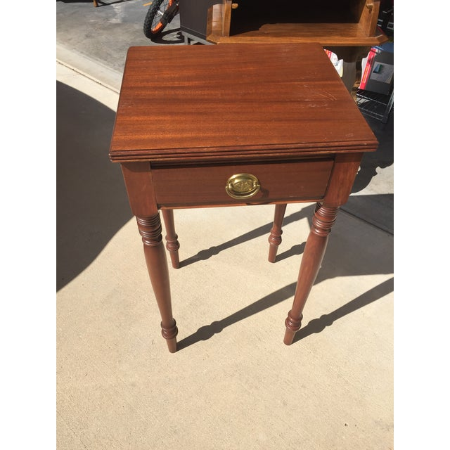Image of Kindel Antique American Side Table
