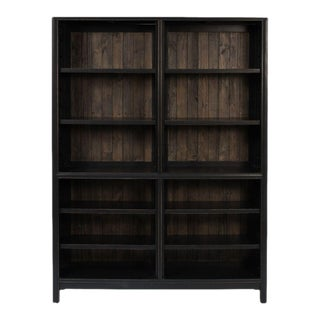 Sarreid Ltd Alamri Bookshelf