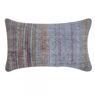 Overdyed Boho Lumbar Pillow