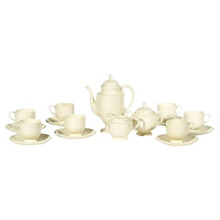 Wedgwood Demitasse Coffee Service - Set of 17