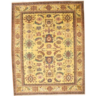 """Pasargad N Y Fine Agra Hand-Knotted Rug - 9'1"""" X 11'8"""""""