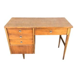 1960's Bassett Walnut Desk