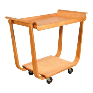 PB01 Trolley by Cees Braakman for Pastoe, Netherlands, circa 1950