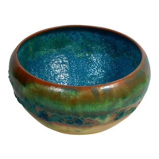 Hand Thrown Earthenware Bowl by Andrew Wilder #27