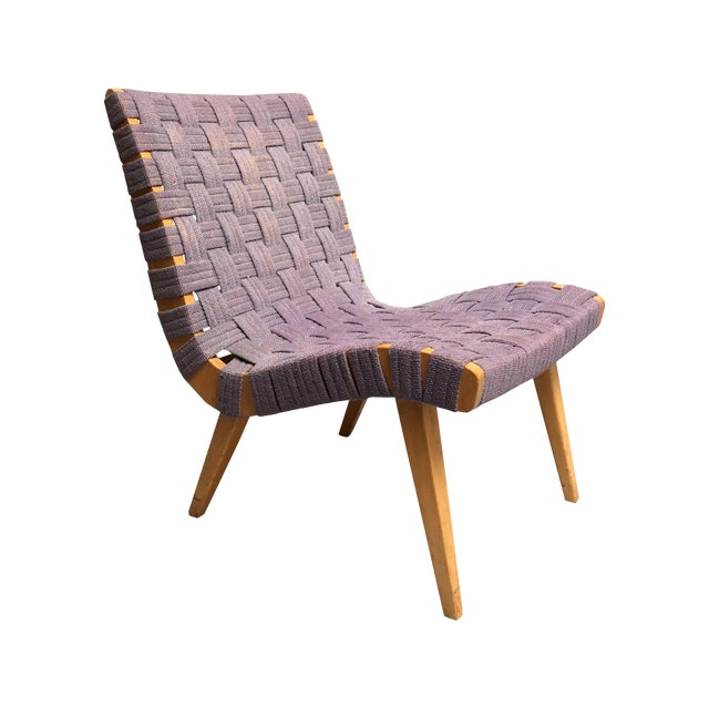 Knoll Lounge Chair by Jens Risom C. 1940s - Image 1 of 10