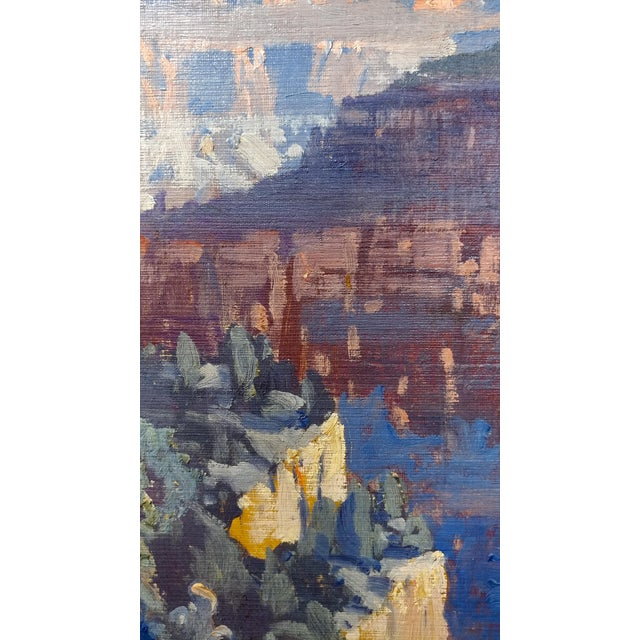 Fitch Fulton Grand Canyon Landscape Oil Painting - Image 5 of 11