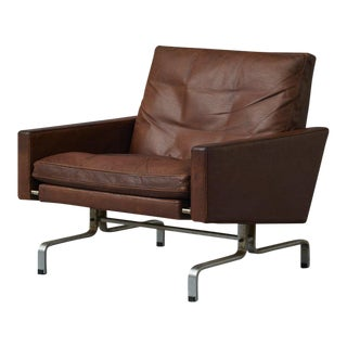 Poul Kjaerholm Leather Chair