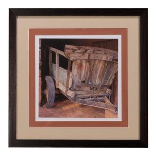 Sarreid LTD Wagon Giclee Print
