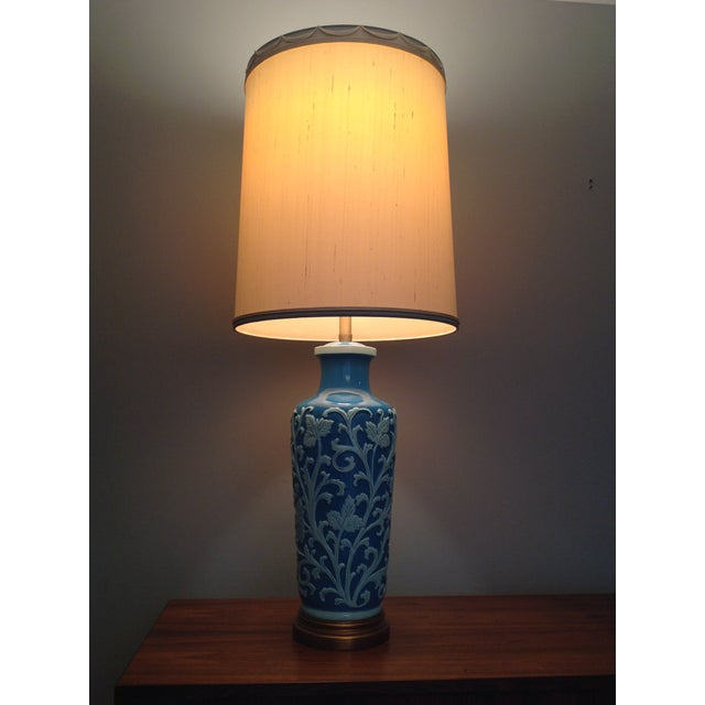 Image of Marbro Hollywood Regency Lamp