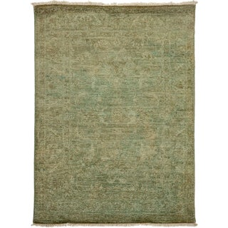 "Vibrance, Hand Knotted Area Rug - 2' 10"" x 3' 10"""