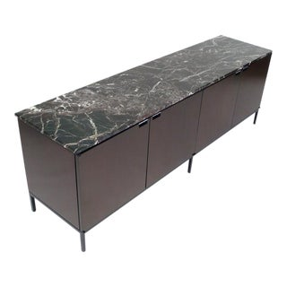 Florence Knoll Italian Marble Credenza