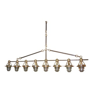 Hester and Cook 9 Pendant Light Fixture