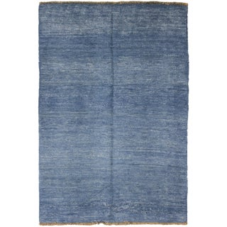 """Aara Rugs Inc. Hand Knotted Gabbeh Rug - 7'7"""" x 5'1"""""""