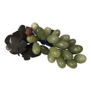 Jade Green Quartz Grapes