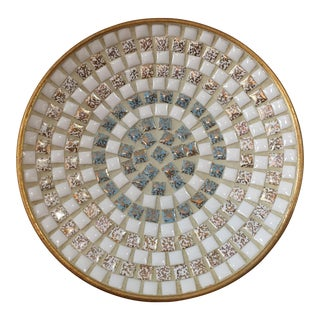 Mid-Century Mosaic Tile Catch All