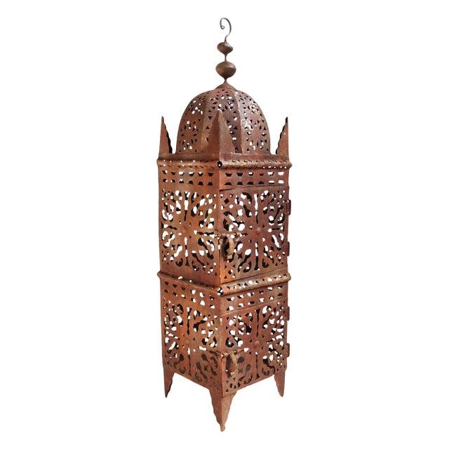 Moroccan Kasbah Lantern - Image 1 of 3