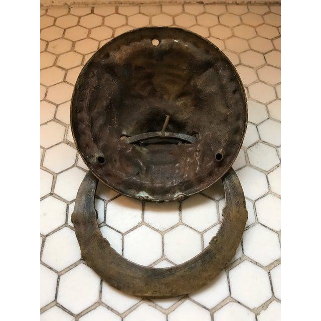 Asian Tiger Brass Door Knocker - Image 6 of 8