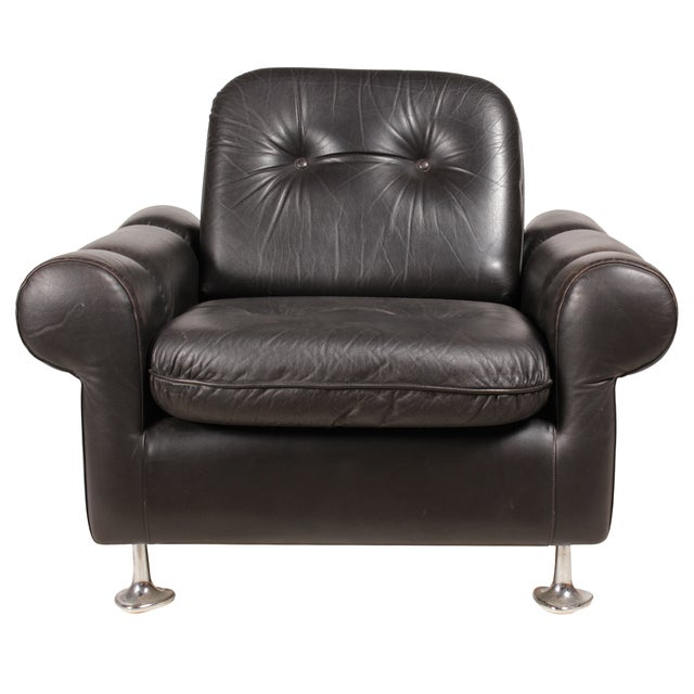 Contemporary Club Chair - Image 1 of 8