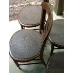 Image of Antique Dining Chairs - Set of 4