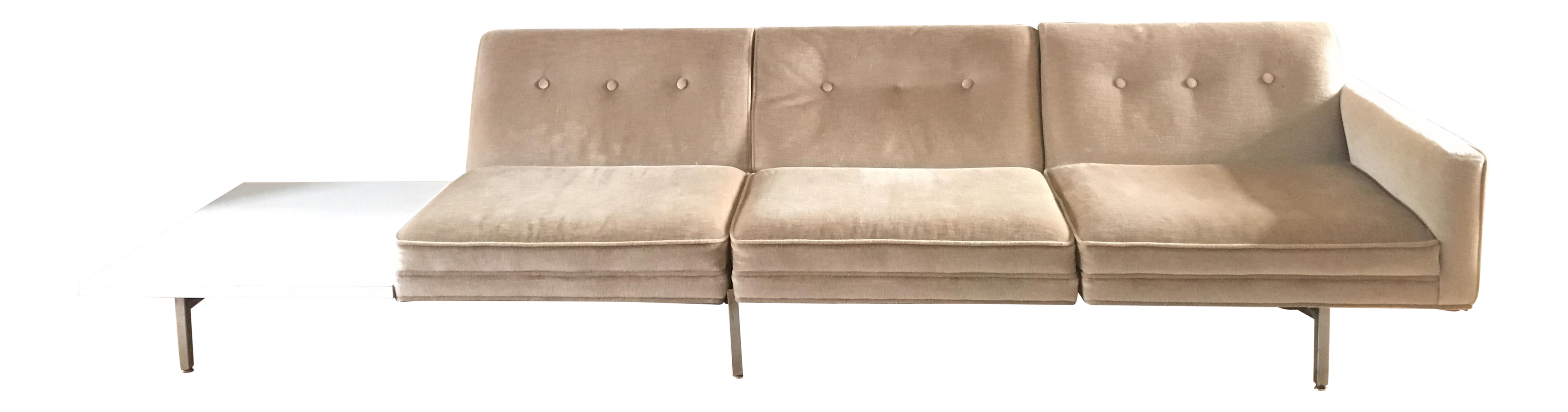 George Nelson For Herman Miller Modular Three Seat Sofa