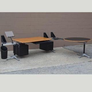 Bruce Burdick Executive Desk by Herman Miller