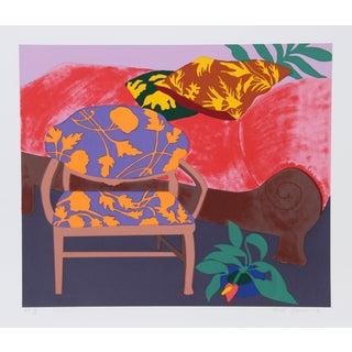 """""""Chez"""" by Hunt Slonem"""