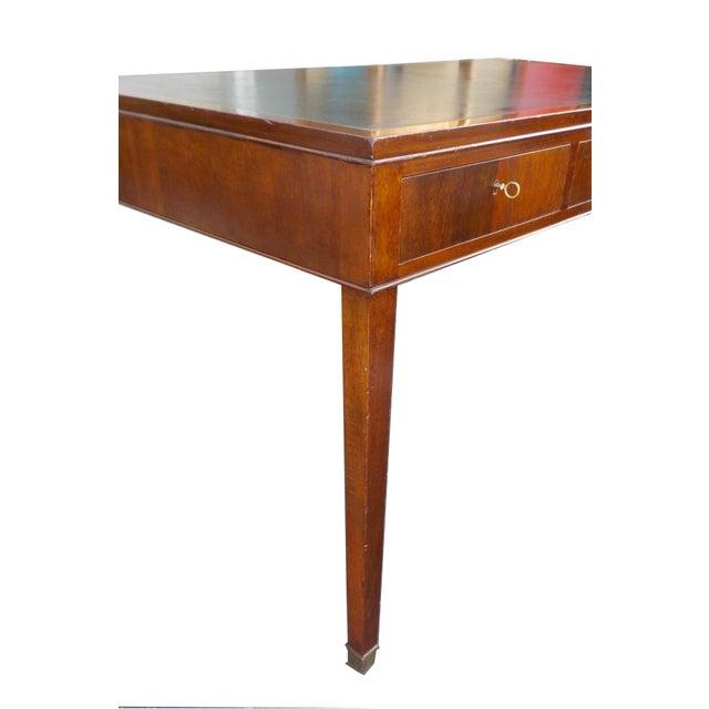 Lysberg Hansen & Therp Wood Minimalist Desk - Image 9 of 9
