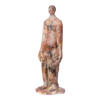 """Social Justice """"I Work Hard"""" Sculpture by Ofra Ben David"""