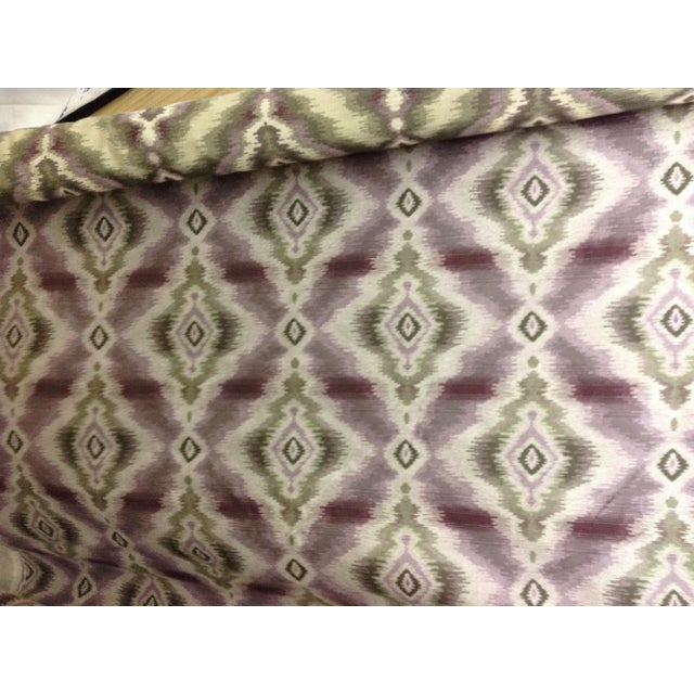 Stroheim Southwest 'Sangria' Fabric - Image 2 of 2