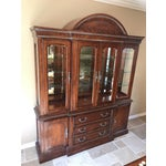 Image of Hickory White Legends China Cabinet