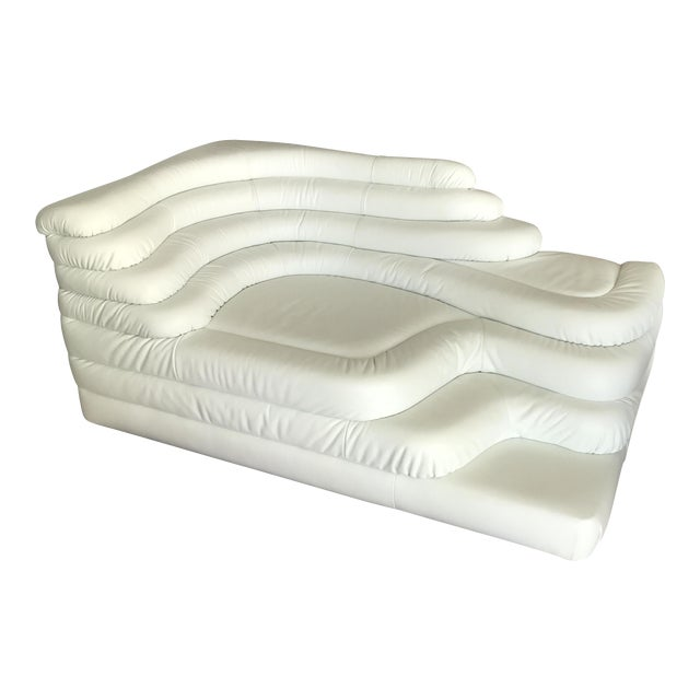 De Sede White Terrazza Sofa - Image 1 of 5