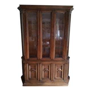 Drexel Heritage China Cabinet, Bought Circa 1966