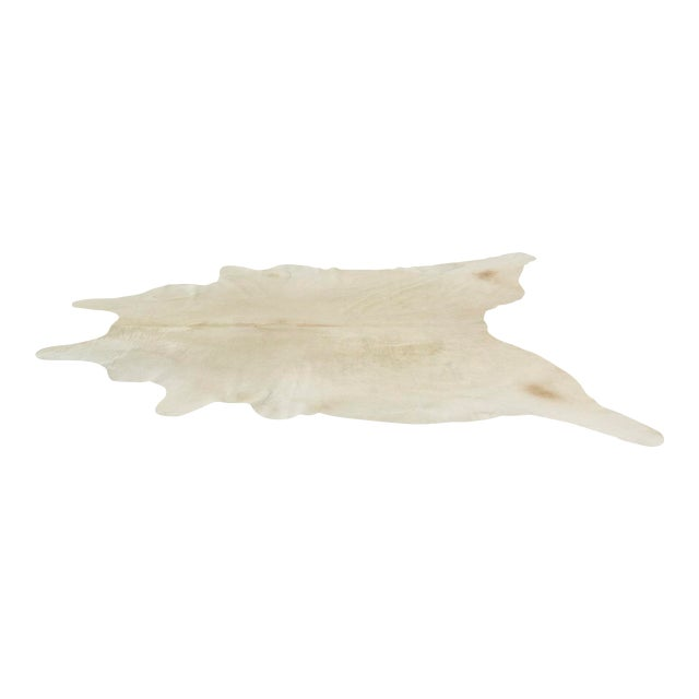 Genuine Brazilian Cowhide, Silver - Image 2 of 5