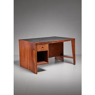 Pierre Jeanneret Chandigarh High Court clerk's desk, 1950s