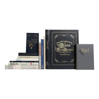 Midcentury Birding Book Set, S/12