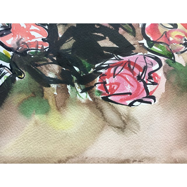 'Blossoming' Original Painting - Image 4 of 5