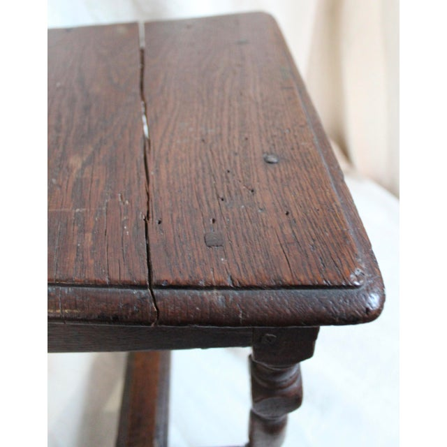 Antique Oak Nun's Chairs - Set of 3 - Image 8 of 10