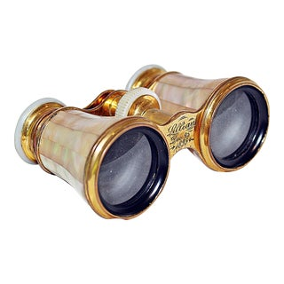 Antique French Opera Glasses