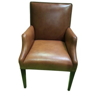 Leather Craft Chair