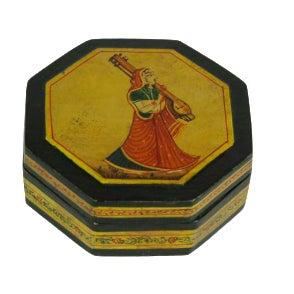 Abhi Mughal Painted Box
