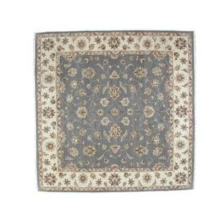 "Leon Banilivi Square Zeigler Carpet - 10'1"" X 10'2"""