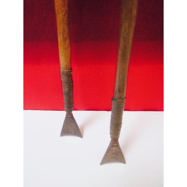 Vintage Wooden Arrows Wall Art Decor - Image 6 of 9