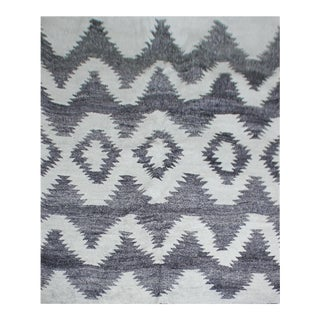 Hand Knotted Bamboo Rug by Aara Rugs - 12' x 9'