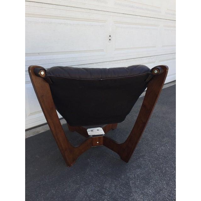 Odd Knutsen Luna Chair Chairish